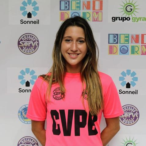 Ana Martínez en el Superliga 2