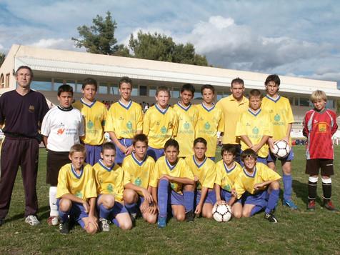 Fotos para el Recuerdo: CF Alfaz del Pi temporada 2004-2005