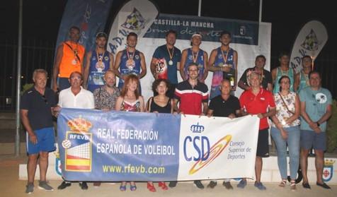 Nuevo éxito del Club Voley Playa Poniente Benidorm