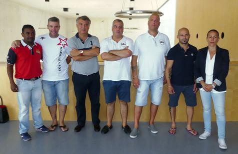 La International Boxing Night se disputará en Benidorm el sábado 26 de agosto