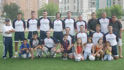 Fotos para el Recuerdo: Final Copa Aficionados 2006. Almendros 96 - Kaskade II