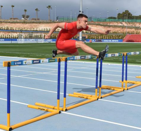 Los atletas nucieros rindieron a gran nivel en el Criterium Autonómico sub-18 en el Estadi Olímpic
