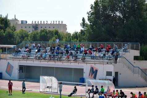 Se prohíbe la entrada al público en eventos deportivos amateur y base en la Comunidad Valenciana