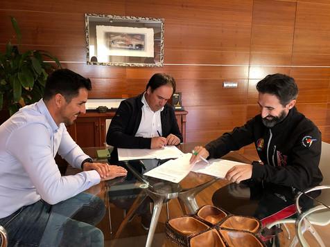 """Apoyo del Ayuntamiento de Finestrat al """"Club Taekwondo y Hapkido"""" con más de 200 deportistas que lle"""