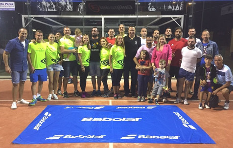 80 jugadores participaron en el I Torneo 12 horas Padelpoint La Nucía