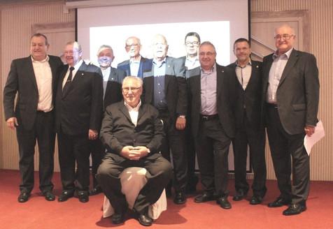Galería de 238 fotografías del homenaje a Ex Presidente del Comité de Árbitros Valenciano, Pepe Mill