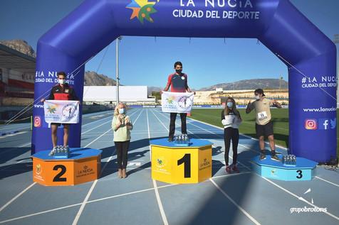María Devesa y Luís García ganan la XTR3M Race