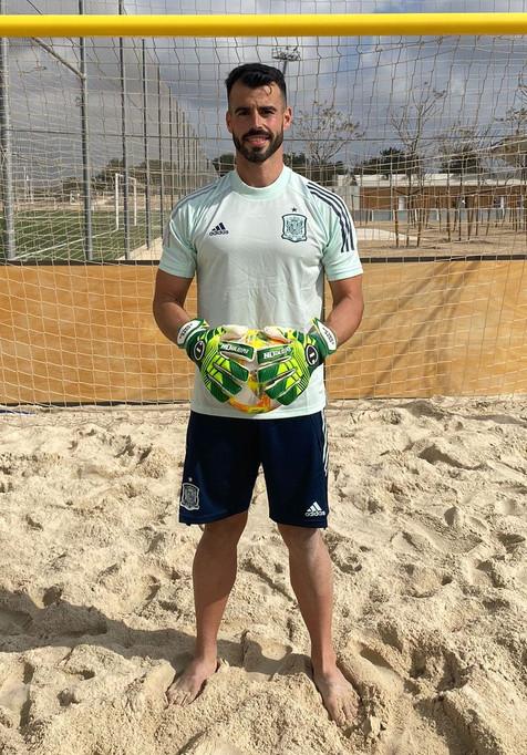 Cinco días con la Selección Española de Fútbol Playa: Por Jose Carlos Caballero