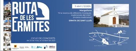 Agenda cultural comarcal del 29 de marzo al 4 de abril