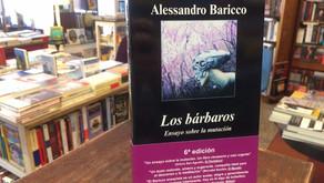 Los bárbaros. Alessandro Baricco