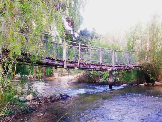 Paso del río Claro