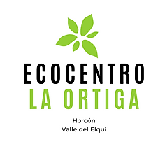 Logo Ecocentro La Ortiga Horcon Elqui Chile