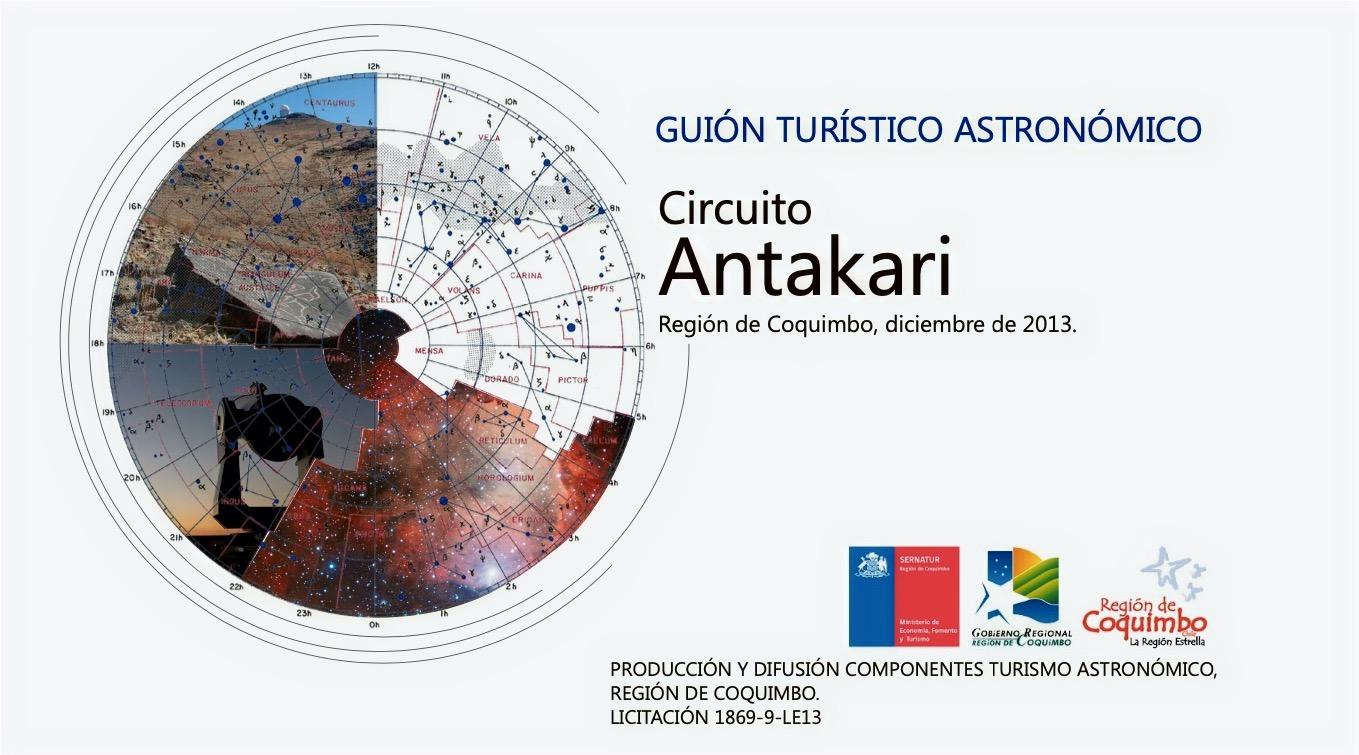 Guión Antakari