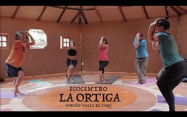 sala de yoga shala ecocentro elqui