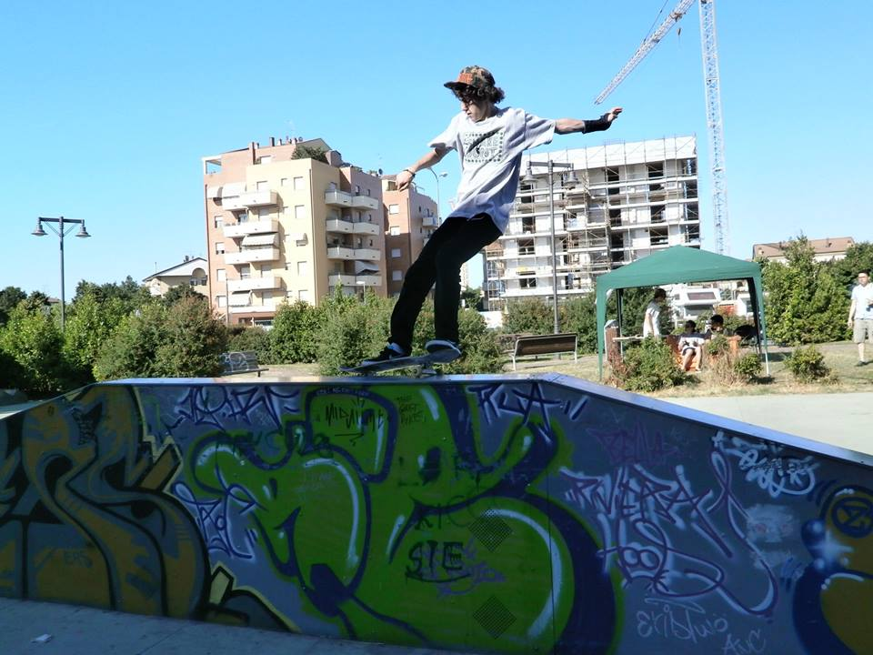 Contest di skate