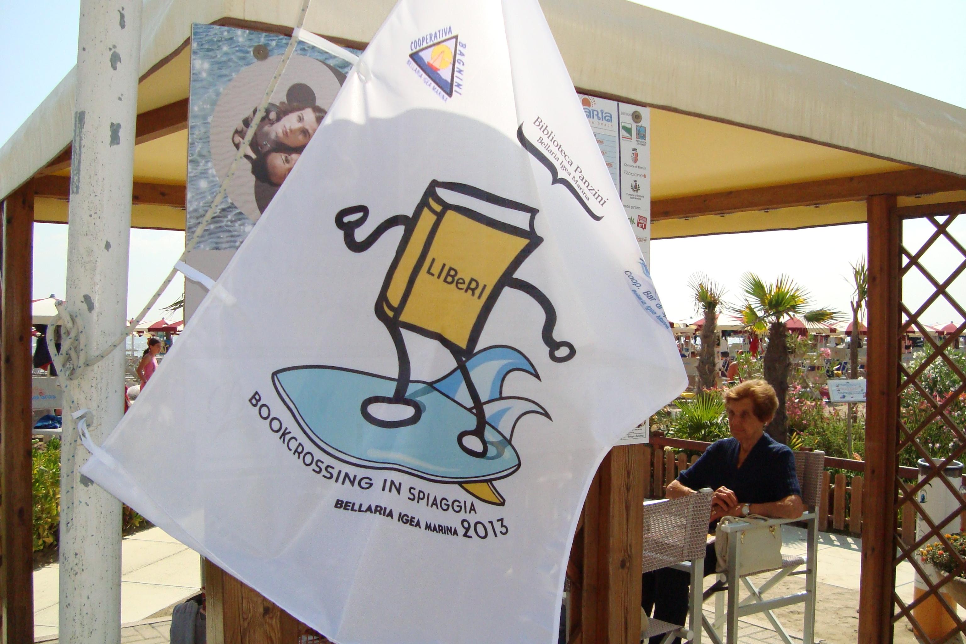 LIBeRI - Bookcrossing in spiaggia