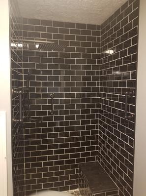 Walk In Shower Installation