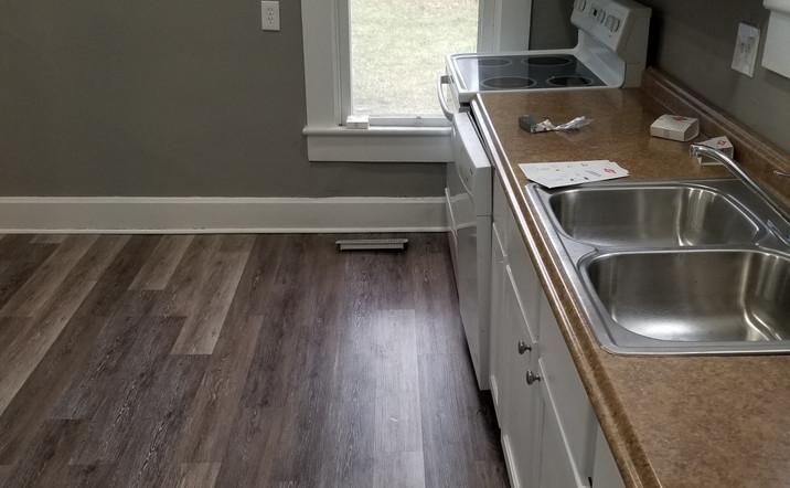 Low Budget Kitchen Remodel
