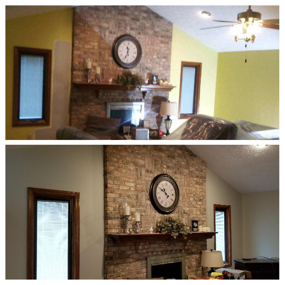 Entire Home Paint