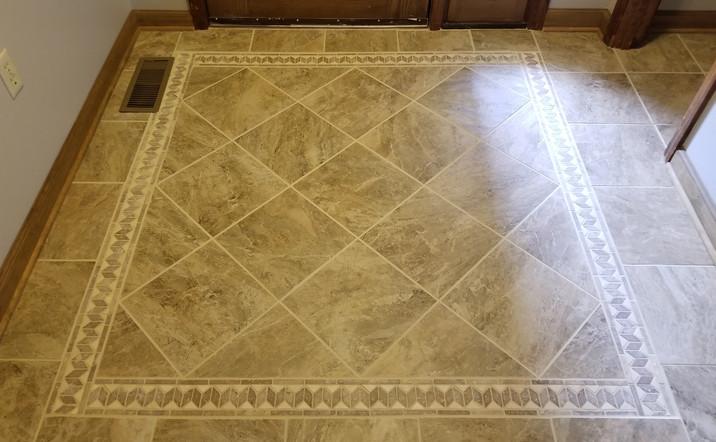 Entry Tile Flooring
