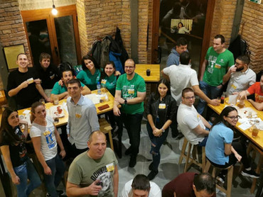 Tech Geeks and Beer: IT Minds Think Alike