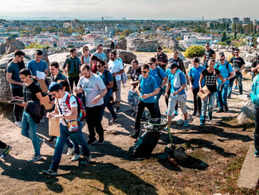 Scalefocus Plovdiv Fifth Birthday Celebrated With an IT Treasure Hunt