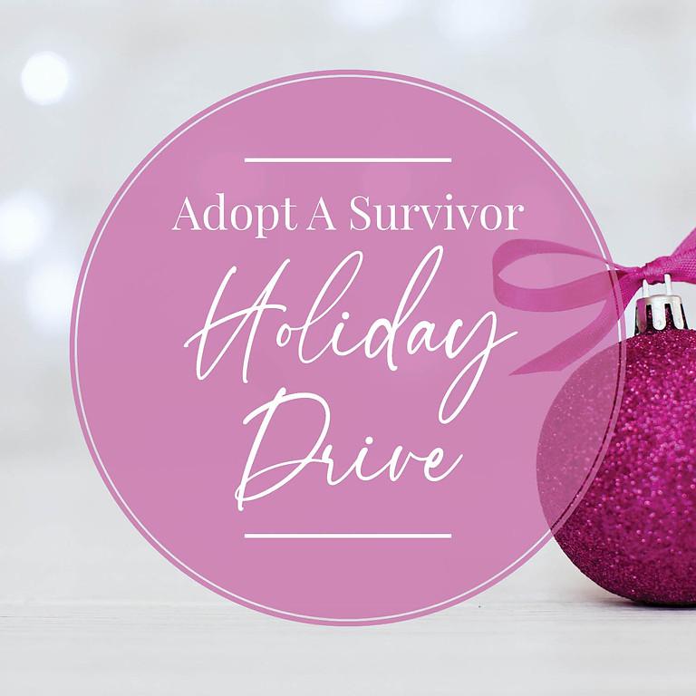 Adopt A Survivor Holiday Drive