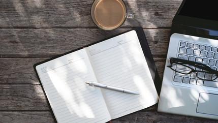 Ek hou op om God se dagboek te probeer bestuur