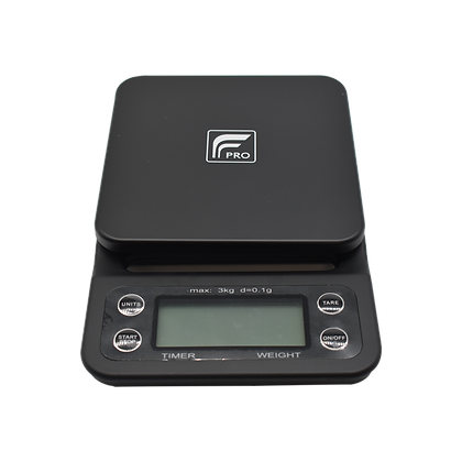 Balança Digital FPro com Cronômetro
