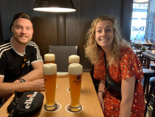 Our first IntervieUS with Nienke and Maarten (aka Muis & Lueksie)