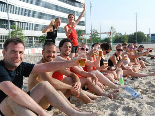 Beach handbal: alles wat je moet weten / everything you need to know