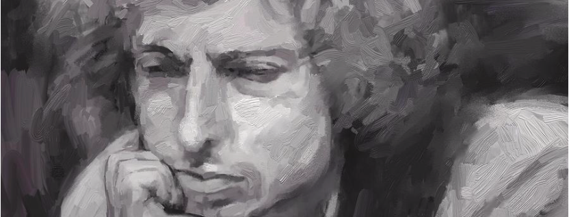 """Dylan"" 20x16 Giclé on stretched canvas"