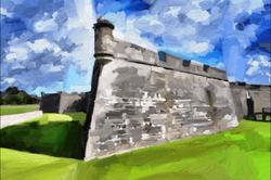 Castillo Tower 18X12