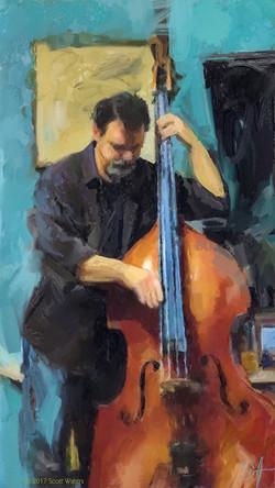 Brett On Bass WM