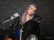 Motorcykel Babe