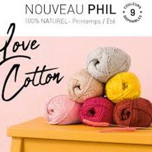 PHIL LOVE COTON