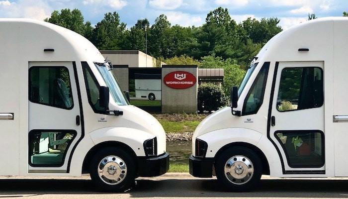 Ryder will begin offering C-Series Workhorse electric step van