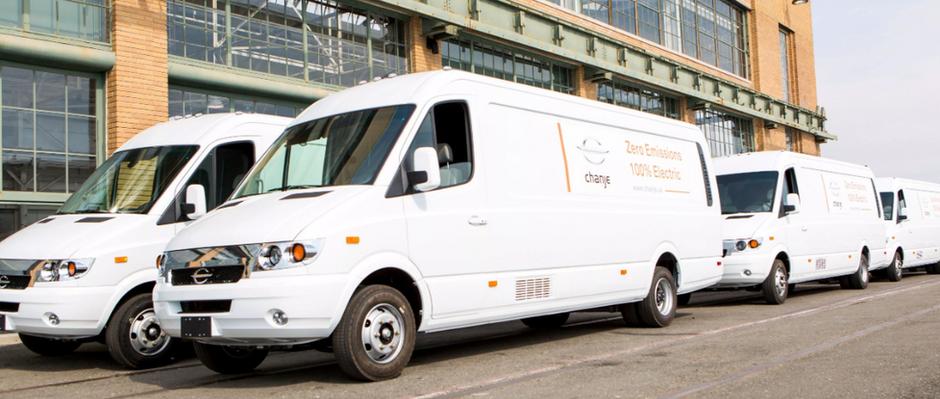 FedEX is getting a fleet of 1,000 electric vans from Chanje EV startup