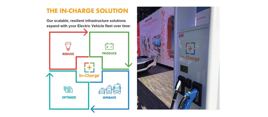 In-Charge Energy Announces SERIES A Funding Led by Macquarie Capital and ABB Technology Ventures