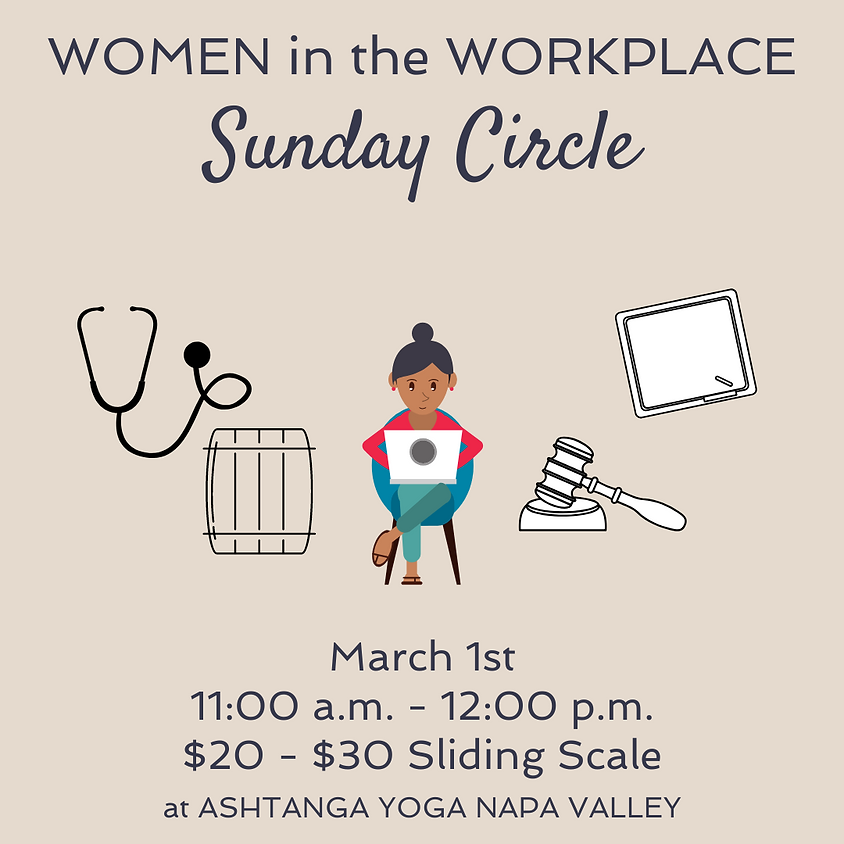 Sunday Circle: Women in the Workplace