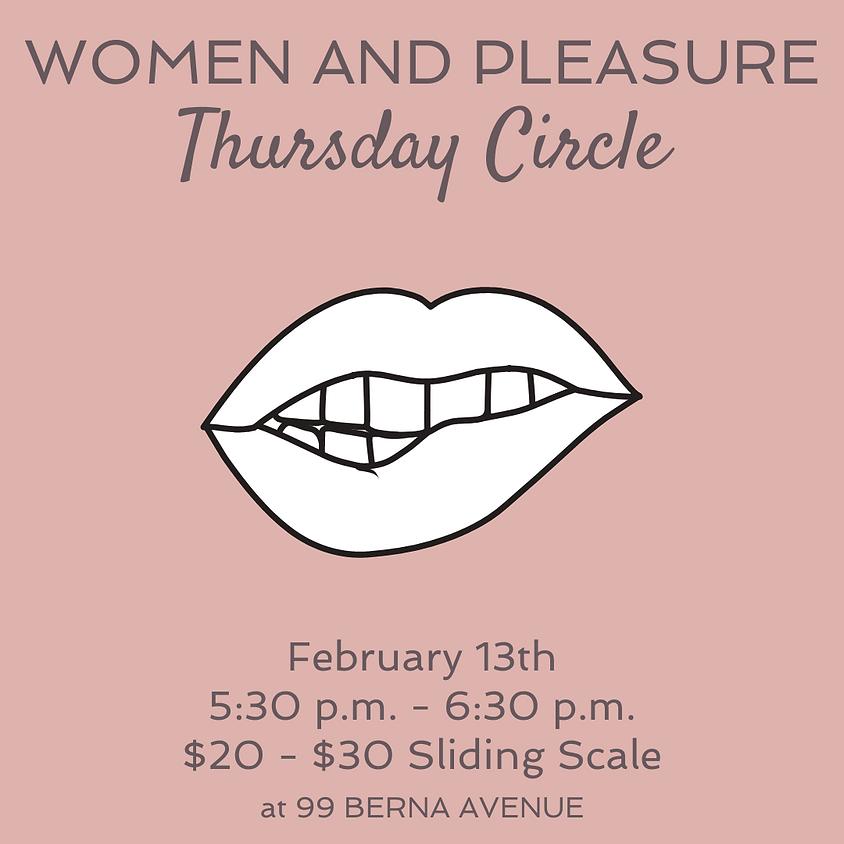 Thursday Circle: Women & Pleasure