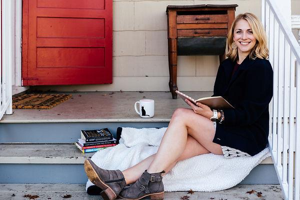 Jenna Sanders, Director of Napa Women's Circle