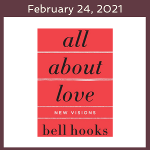February 24, 2021 with the all about love book cover