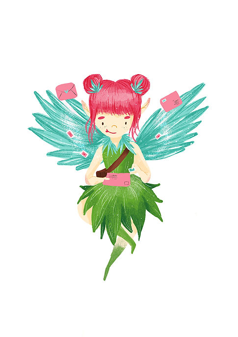 fairy placing post stamps mini.jpg