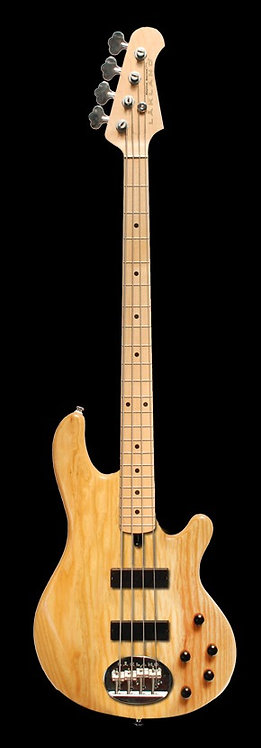 Lakland SKYLINE 44-01: 4 String Bass with Active Electronics and Dual Humbucker