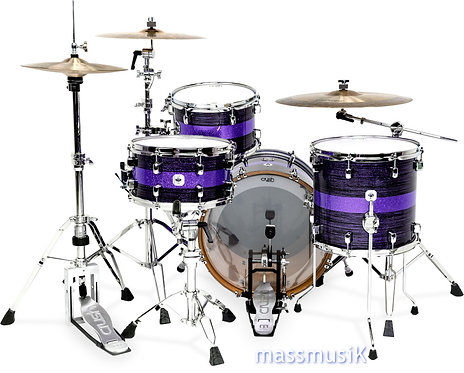 """CRUSH Sublime ST Maple 3 Piece Shell Pack - 18"""" Bass"""