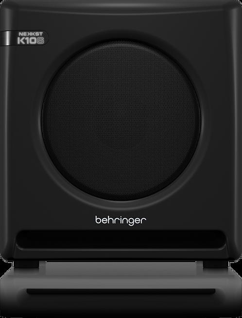 """Behringer K10S: Audiophile 10"""" Studio Subwoofer with High Excursion Woofer"""