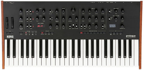 KORG prologue-8 8-Voice Analog Synth with Multi-Engine Oscillator, Effects, 49K