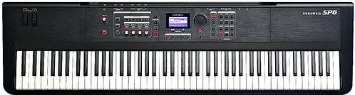 Kurzweil SP6 88: 88-key Stage Piano - B Stock