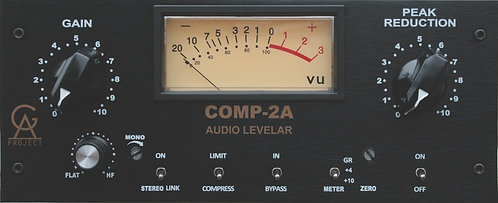 Golden Age Project Comp-2A 1-Channel Vintage-Style Compressor